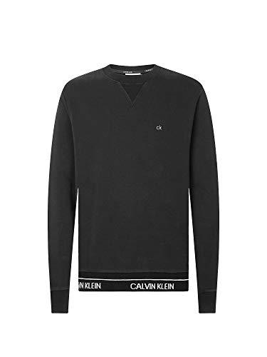 Calvin Klein k10k105589 - Collar para hombre, color negro, talla L