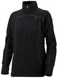 Columbia Women's Silver Ridge Grid 1/2 Zip Fleece Knit Top (Shimmer, X-Large)