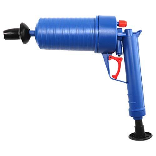 Mr. Gadget Solution® Luftpumpe, Abflusssieb, Abflussreiniger für Waschbecken und Bad