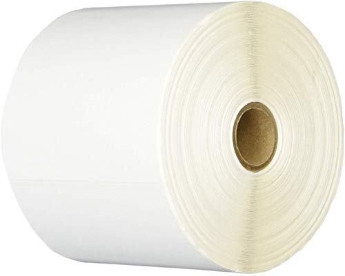9527 Produkt Thermo-Versandetiketten für Zebra 2844 ZP-450 ZP-500 ZP-505, blanko, 450 Etiketten/Rolle, 2,5 cm Kern 8 Rolls