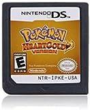 Pokemon: HeartGold Version (Nintendo DS, 2010) English Language - Cartridge Only
