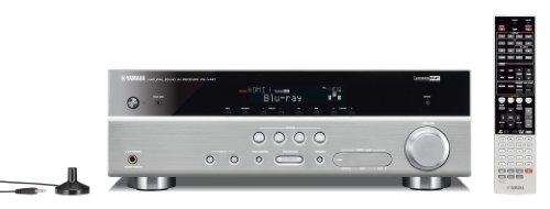 Yamaha RX V 467 5.1 AV-Receiver (5x105W, 4 HDMI in und 1 Out, HDMI 1.4) Titan
