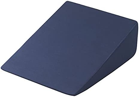 Drive Medical RTL1490COM Compressed Award-winning store Cushion Wedge Blue Max 57% OFF Bed