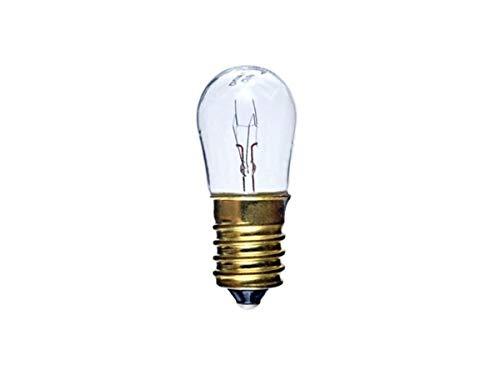 Lampada Luminaria E14 24v 3w Per Cimitero
