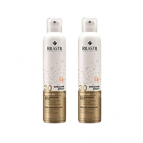 Rilastil SUNLAUDE SPF30 Spray 2x1 200+200ml, Estandar