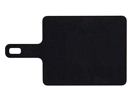 Epicurean Servier-/Schneidebrett Handy, Holz, Schwarz, 22.9 x 17.8 x 0.5 cm