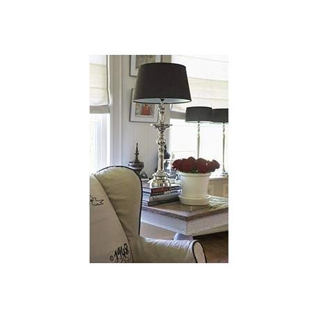 Riviera Maison Lamp Classic Medina Silver