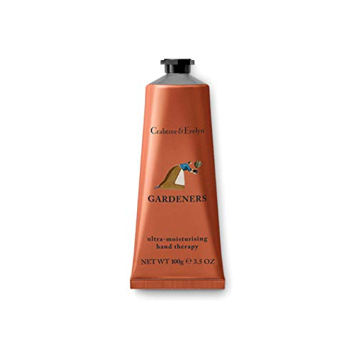 Crabtree & Evelyn Gardeners Ultra-Moisturising Hand Cream Therapy, 3.5 oz