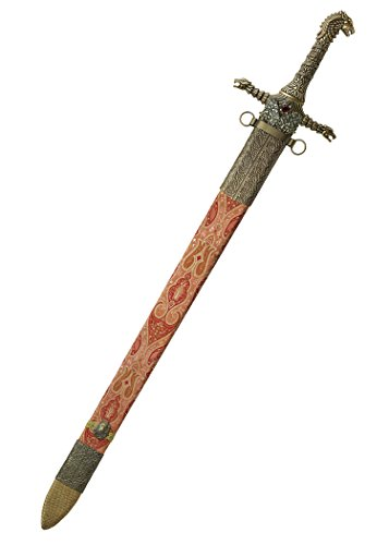 Valyrian Steel Juego de Tronos - Funda para espada Eidwahrer - Réplica oficial con licencia HBO