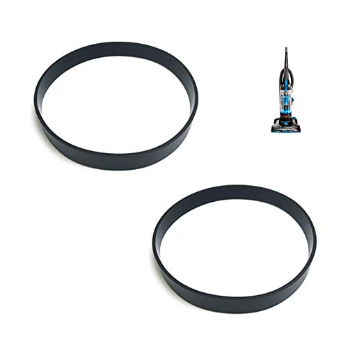MFLAMO Replacement Belt for Bissell PowerForce Helix Vacuum Cleaner, Compatible with Models 2191U, 2191, 2190, 1797, 1700 Part #2031093 (2 Belt)