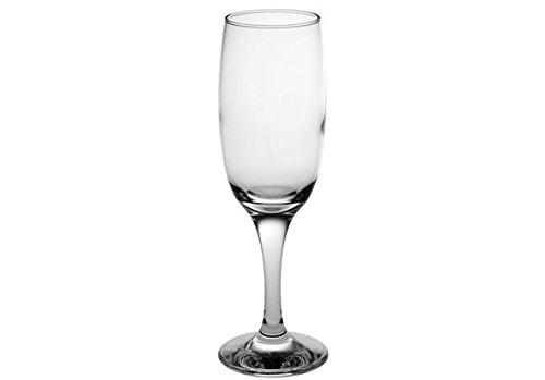 Pasabahce Imperial Copa Champagne de Flauta, Transparente, 21 cl