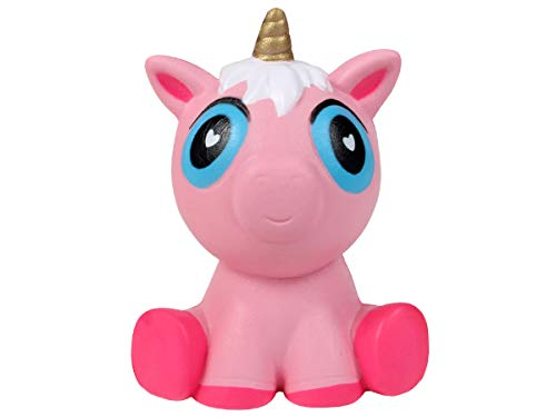 Alsino Squishies Squishy Squishy Stress Squishie Knautschi Squeeze speelgoed slow Rising om stress te verminderen, voor kinderen en volwassenen, keuze uit verschillende variant: SQ-90, eenhoorn