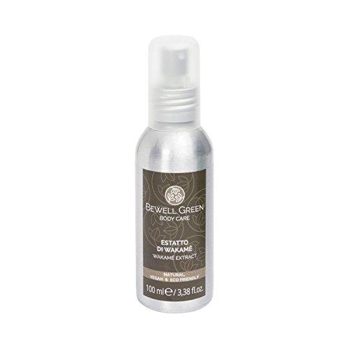 BeWell Green, Loción corporal (Alga de Wakame) - 100 ml.