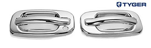 06 silverado chrome door handles - 9
