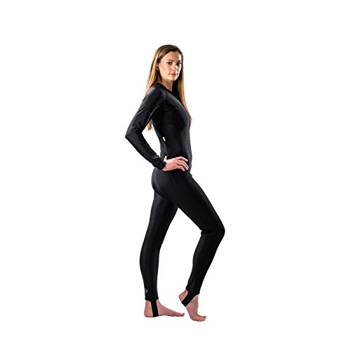 Lavacore Overall für Outdoor und Tauchen mit Frontzip Damen, Größe:L