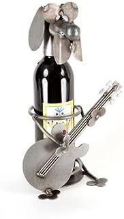 Dog with Electric Guitar Wine Holder Yardbirds Richard Kolb