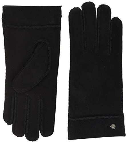 Roeckl Damen Helsinki Handschuhe, Black, 7.5