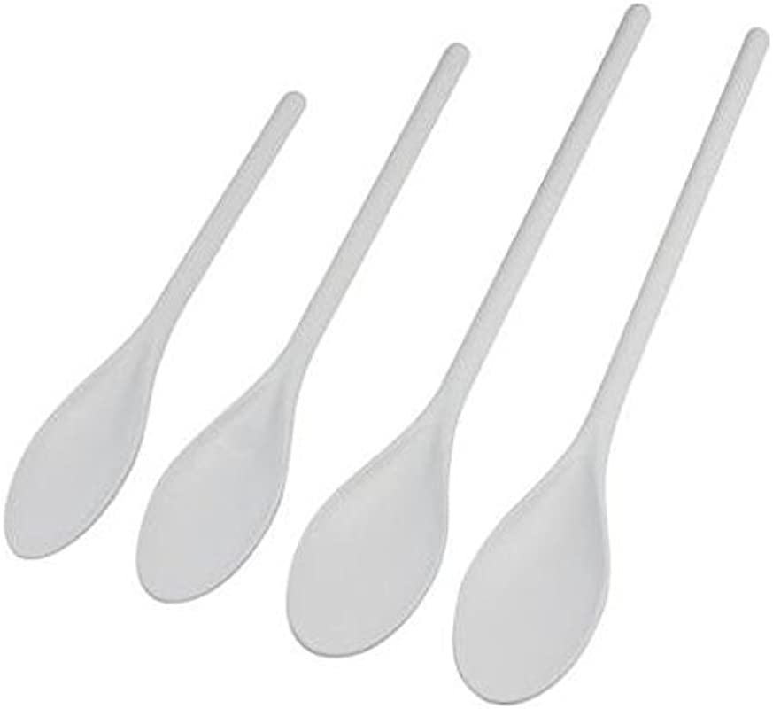 Mainstays Poly Mixing Spoon Set 4pc