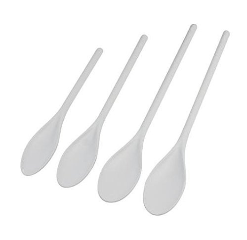 Mainstays Poly Mixing Spoon Set, 4pc