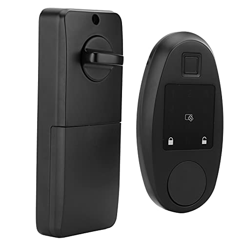 Fingerprint Smart Lock, Sturdy SmartKey Security for Home Security System