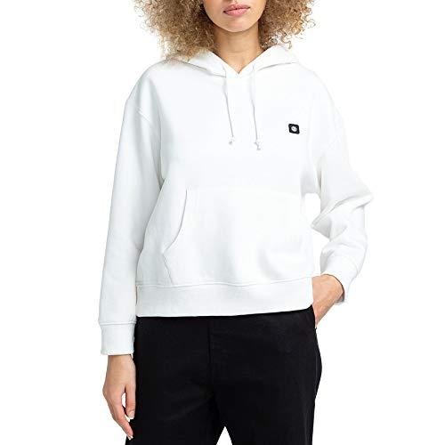 Element 92 Po W - Sudadera con capucha para mujer blanco crudo L