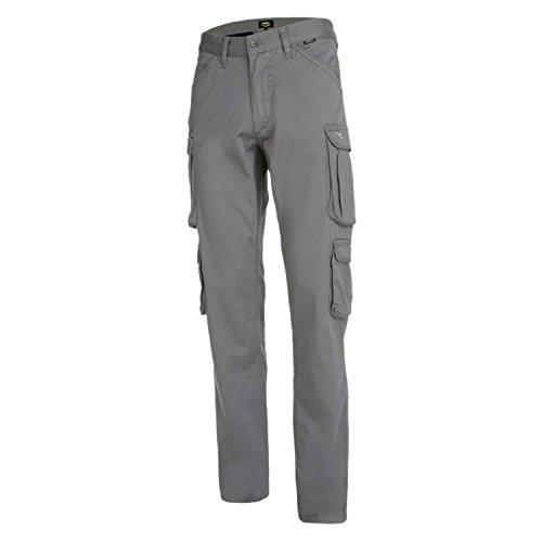 Utility Diadora - Pantalone da Lavoro WAYET II ISO 13688:2013 per Uomo (EU S)
