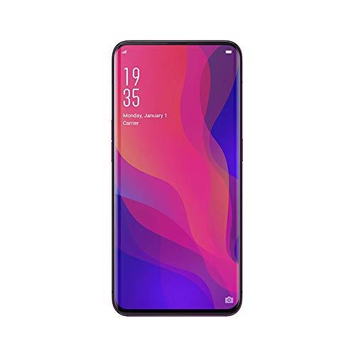 Smartphone Oppo Find X Desbloqueado - 256GB - Color Roj