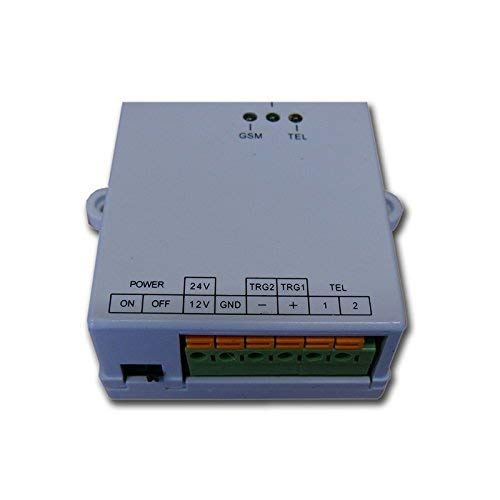 Combinatore telefonico chiamate gsm ad impulso PSTN