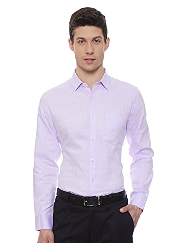 Amazon Brand – Symbol Men's Slim fit Formal Shirt