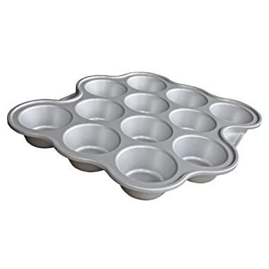 Baker's Edge - Better Muffin Pan - Cupcake Pan
