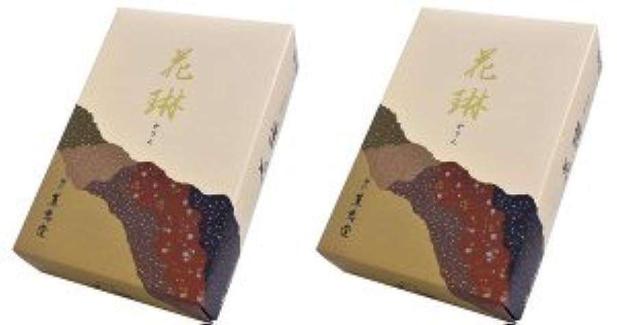輪郭石膏慢薫寿堂 花琳 大バラ 2箱セット