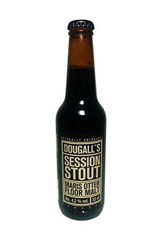 DougallŽs Session Stout Cerveza Artesanal - 330 ml