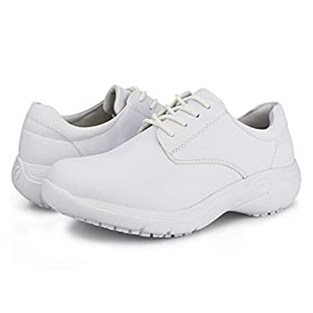 Best white nursing shoes cheap Reviews