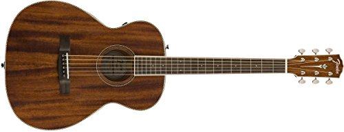 Fender Gitarre PM-Traveler Volle Größe mahagoni