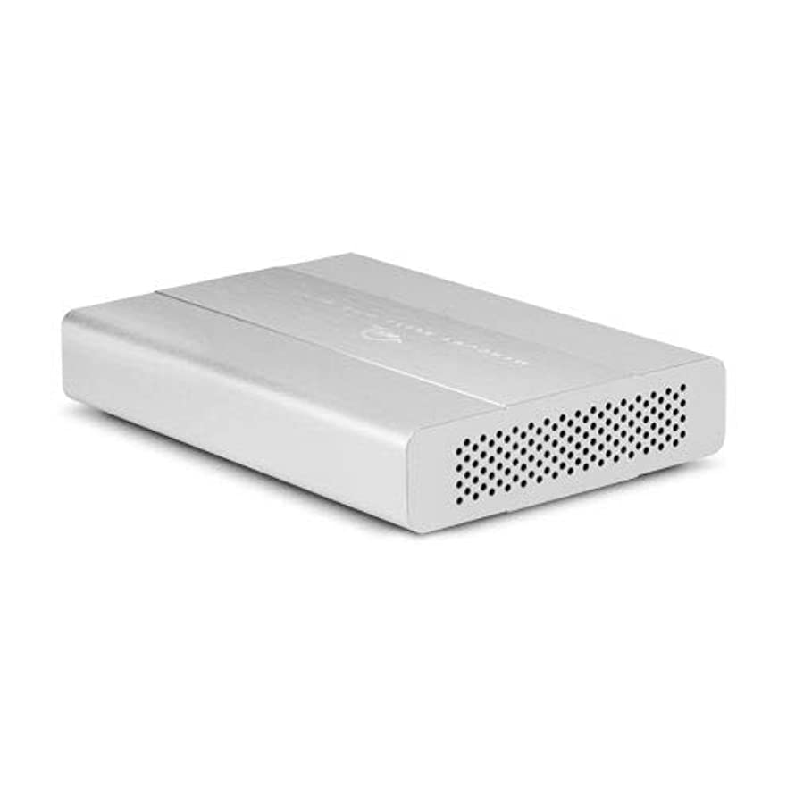 OWC 0GB Mercury Elite Pro Mini Portable Bus-Powered Storage Enclosure with USB-C and eSATA interfaces, Includes Connection Cables, Add Your own Drives (OWCMEPMTCES)