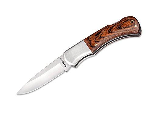 Böker Erwachsene Taschenmesser Handwerksmeister 1, braun, 17,8 cm