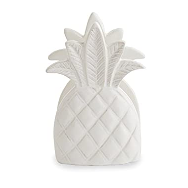 Mud Pie 4265474 Sponge Holder, Pineapple
