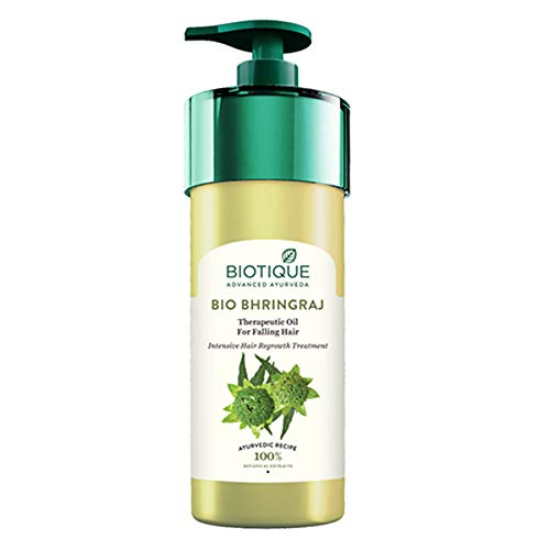 Biotique Bhringraj huile thérapeutique - Bhringraj 1100ml