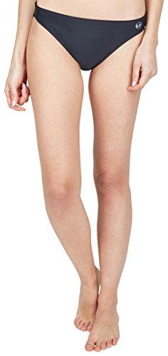 Ultrasport Damen Basic Skara Bikinihose, Schwarz, L