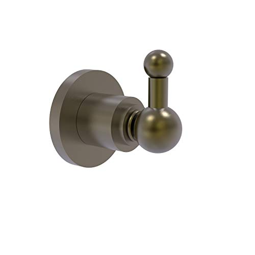 Allied Brass AP-20 Astor Place Collection Robe Hook, Antique Brass