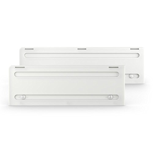 Winterabdeckungen für Dometic LS 100 & LS 200 Weiß