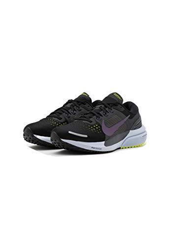Nike Wmns Air Zoom Vomero 15, Zapatillas para Correr Mujer, Black Dk Raisin Anthracite Cyber Ghost, 36 EU
