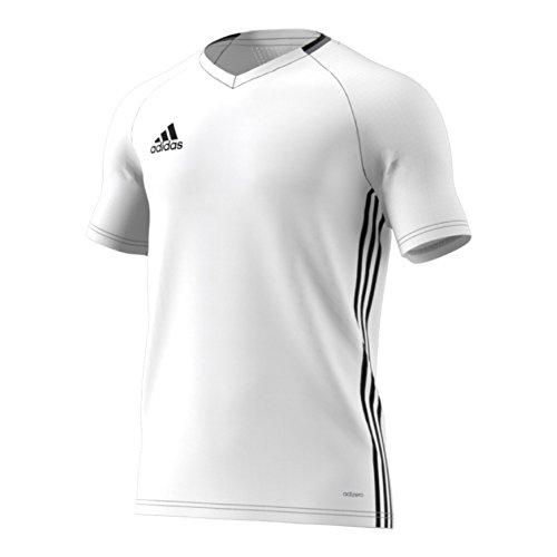 Adidas Condivo 16 Mens Soccer Training Jersey S White-Black