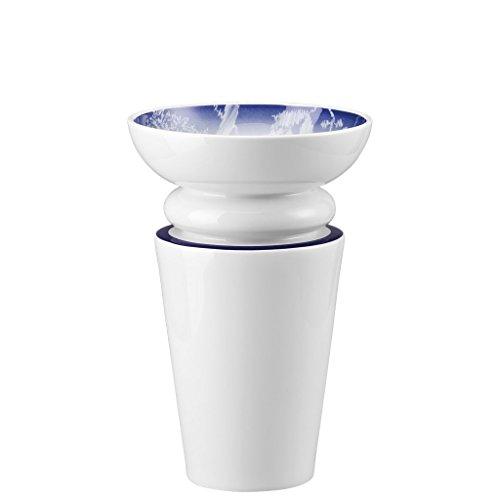 Rosenthal Hutschenreuther Vase 24 cm Blue Style