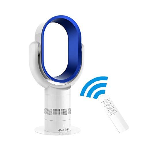 NHK-MX Turmventilator Energieeffizienter Ventilator mit Sleep-Timer Funktion inkl Fernbedienung Geeignet for Büro zu Hause Schlafzimmer (Color : Blue)
