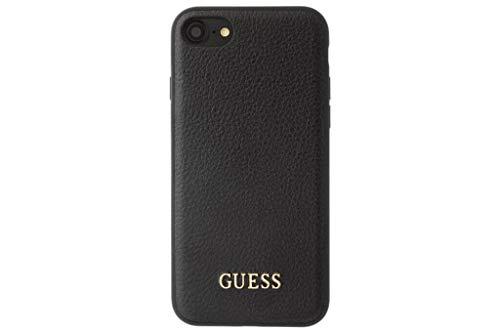 Guess - Cover per iPhone 8/7, colore: Nero