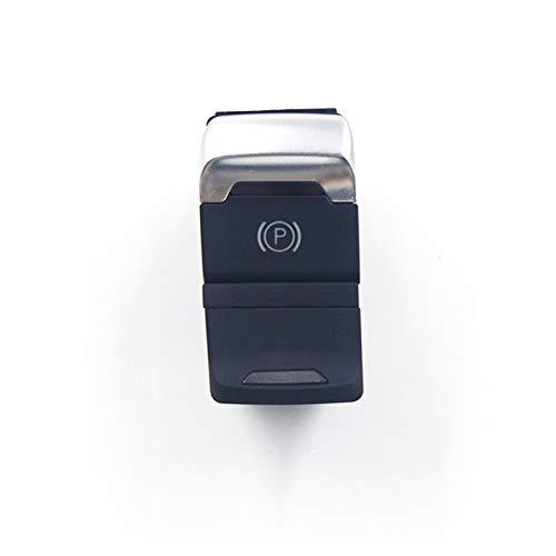 CLEIO Interruptor de Freno de estacionamiento Auto Hold Botón FIT FOR Audi A4 S4 B8 Q5 A4 Allroad Quattro A5 S5 8K1927225C 8K1 927 225C 2008-2015 8K1 (Color : 8K1927225B)