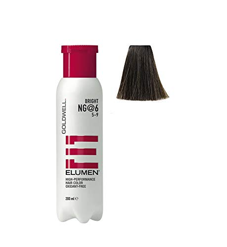 Goldwell Elumen Haarfarbe, NG@6, 1er Pack(1 x 200 ml)