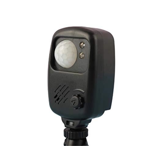 RongWang Alarma de Sensor infrarrojo de Pesca, Alarma de Sonido, Detector de Movimiento inalámbrico, alarmas de mordida, Alerta de Pesca de Carpa para Pesca, Camping, Caza