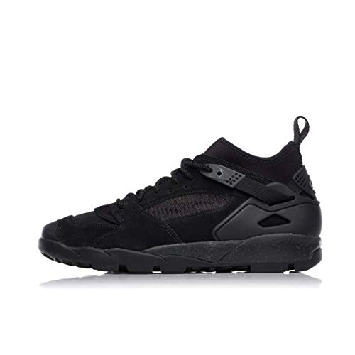 Nike Mens Air Revaderchi Black/Anthracite Black Suede Size 10